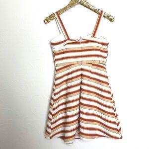 Francesca's Collections Dresses - Francesca's Miami Striped Sundress